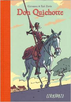 BD Don Quichotte (Rob Davis)