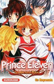 Accéder à la BD Prince Eleven