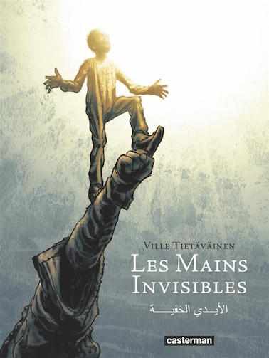 BD Les Mains Invisibles