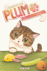 BD Plum, un amour de chat