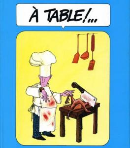 BD A Table !...