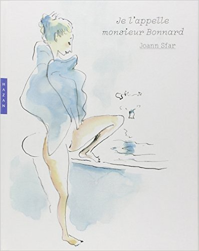 BD Je l'appelle monsieur Bonnard