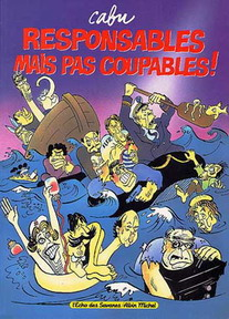 BD Responsables mais pas coupables !