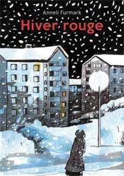 BD Hiver rouge