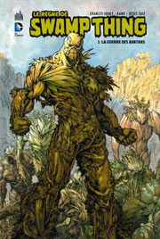 BD Le Règne de Swamp Thing