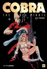 Accéder à la BD Cobra : The space pirate