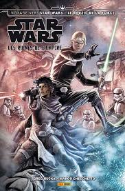 BD Star Wars - Les Ruines de l'Empire