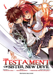 BD The Testament of Sister New Devil