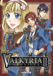 BD Valkyria Chronicles II