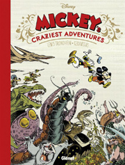 Acc�der � la BD Mickey's Craziest Adventures