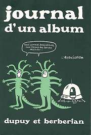 Acc�der � la BD Journal d'un album