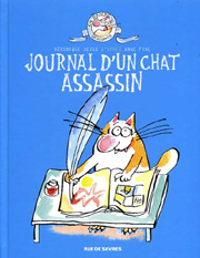 BD Le Chat assassin