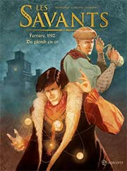 BD Les Savants