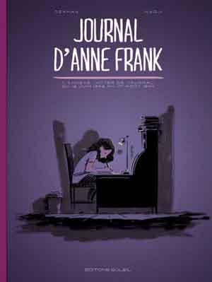 Accédez à la BD Journal d'Anne Frank
