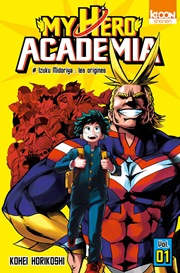 BD My Hero Academia