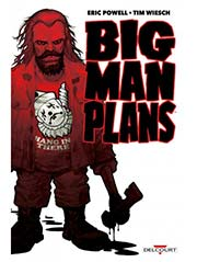 Accéder à la BD Big Man Plans
