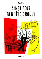Couverture de l'album Ainsi soit Benoîte Groult