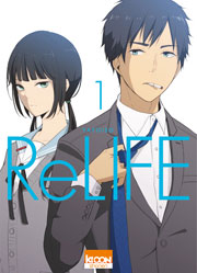 BD ReLIFE - ReLIFE - tome 1