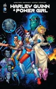 BD Harley Quinn & Power Girl