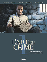 BD L'Art du Crime