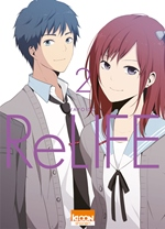 BD ReLIFE - ReLIFE - tome 2