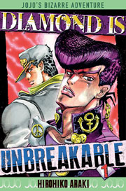 BD Jojo's Bizarre Adventure - Diamond is unbreakable