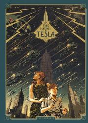 Acc�dez � la BD Les Trois Fant�mes de Tesla