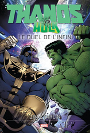 BD Thanos vs. Hulk
