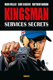 BD Kingsman - Services secrets