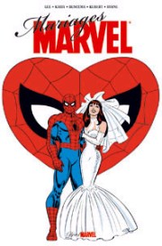 BD Mariages Marvel