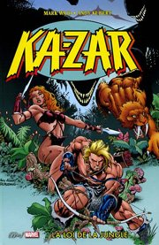 BD Ka-Zar - La Loi de la Jungle