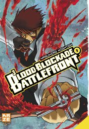 BD Blood Blockade Battlefront