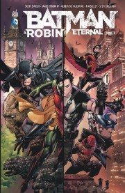 BD Batman & Robin - Eternal