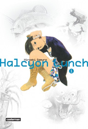 BD Halcyon lunch