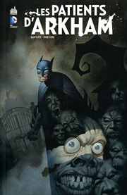 BD Les Patients d'Arkham