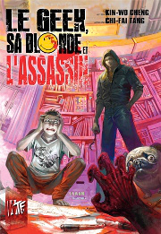 BD Le Geek, sa Blonde et l'Assassin