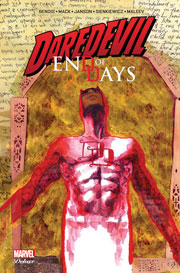 BD Daredevil - End of Days