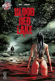 Accéder à la BD Blood red lake