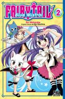 BD Fairy Tail - Blue Mistral - Tome 2