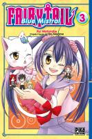 BD Fairy Tail - Blue Mistral - Tome 3