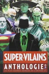 BD Super-Vilains Anthologie