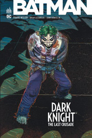 Accéder à la BD Batman - Dark knight the Last crusade