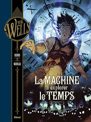 BD La Machine à explorer le Temps (Glénat)