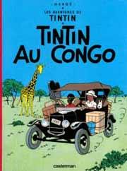Tintin au Congo jugé raciste