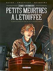 Accéder à la BD Crimes Gourmands