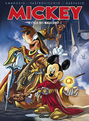 BD Mickey - Le Cycle des magiciens