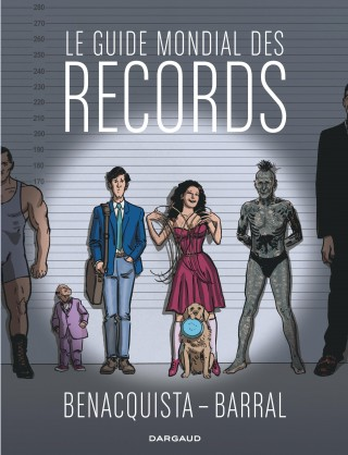 BD Le Guide Mondial des Records