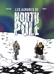 BD Les Aurores de North Pole