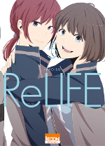 BD ReLIFE - ReLIFE - tome 5
