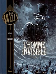 BD L'Homme invisible